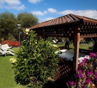 Garten Hotel La Palma Jardin