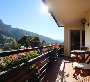 Ausblick Romantik Hotel Sonne
