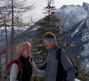 Fit durch Bergtouren Gästehaus Martinsklause
