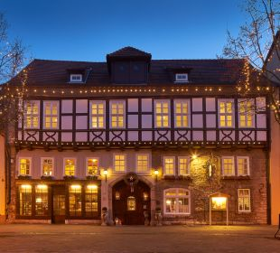 Außenansicht Hotel Brauhaus zum Löwen