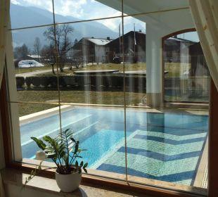 Außen Pool  Wellnesshotel Zechmeisterlehen