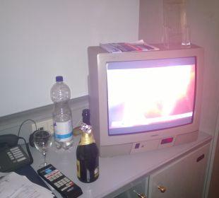Bei diesen Gerät ist Gefahr im Verzug  Hotel Alt Tempelhof
