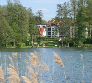 Frühjahr Hotel Victoria am See
