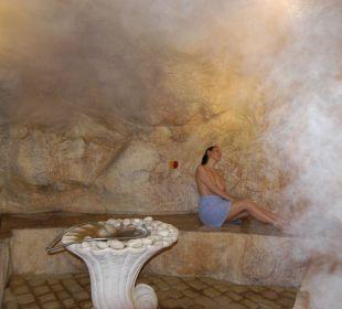 Römische Dampfgrotte im Hotel  Hotel Leonardo Da Vinci