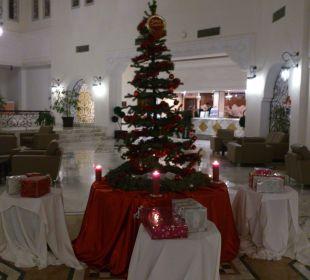 Weihnachten in Tunesien Hotel Vincci Marillia