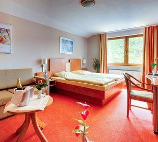 Komfortzimmer im Gästehaus Hotel Bockelmann