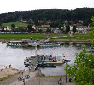 Ausblick Hotel Elbiente