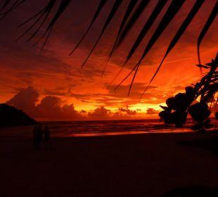 Sonnenuntergang Hotel Lanka Princess