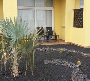 Terrasse  Hotel Barcelo Jandia Playa