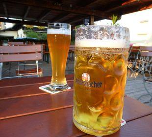 Momentaufnahme Biergarten Hotel-Gasthof-Fellner