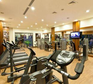 Fitness Sherwood Dreams Resort