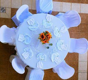 Gourmet Gipfel Aldiana Terrassen Party  Club Aldiana Zypern