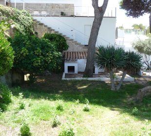 Gartenanlage Hotel Poseidon Bahia