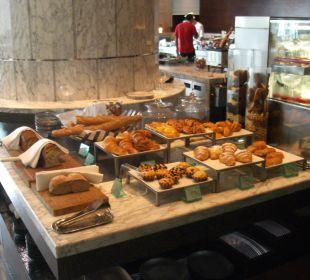 Brot und Brötchen Hotel Le Meridien Bangkok