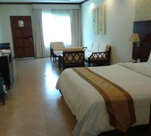 Schönes großes Zimmar Thai Garden Resort