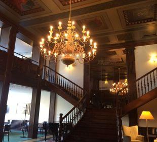 Tolles Foyer Steigenberger Hotel Thüringer Hof