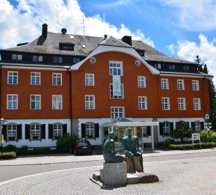 Portens Kurhaus, Kegelbahn, Schwimmbad etc. Hotel Portens Fernblick