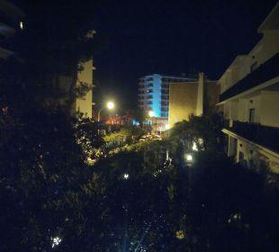Ausblick Hotel Osiris