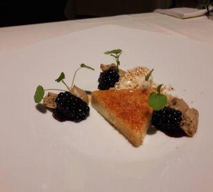 Kulinarisches Dessert Lenkerhof gourmet spa resort