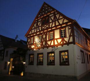 Außenansicht Weinhaus Henninger Hotel
