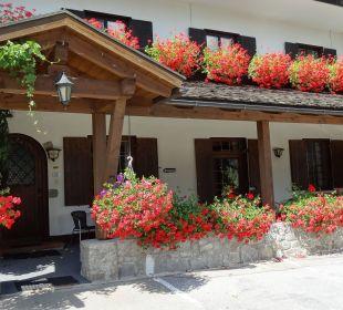 Terrasse Keilhofer Appartements Ferienwohnungen