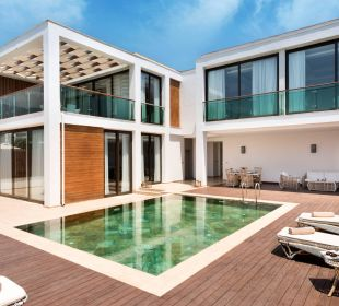 Supeior Villa mit Pool Hotel Rixos Premium Tekirova