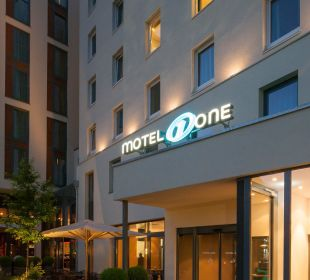 Motel One Stuttgart Hintereingang Motel One Stuttgart