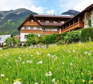 Frühlingswiese Hotel Karnia
