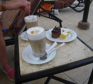 Von Mohammed wurden wir verwöhnt TUI SENSIMAR Makadi Hotel