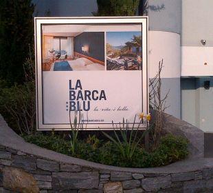 Wartet auf dich! La Barca Blu  Hotel