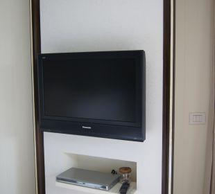 TV und DVD Hotel Rest Detail Hua Hin