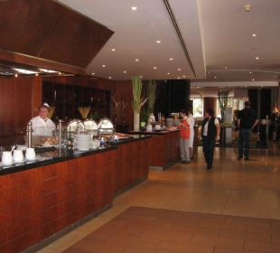 Restaurant, Frühstücksbuffet Hotel Corinthia Prag