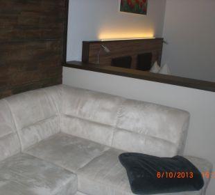 Couch Alpenhotel Fischer