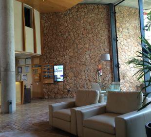 Lobby Hotel Faro Jandia & Spa Fuerteventura