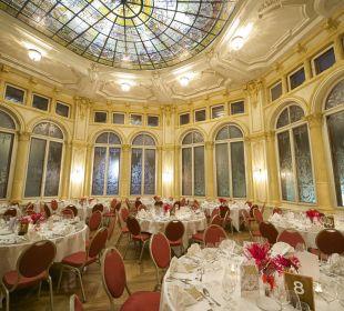 Winter Garten Hotel Schweizerhof Luzern