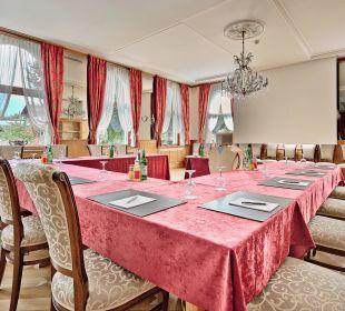 Belle Epoque Saal - Salon Rouge Belvédère Strandhotel