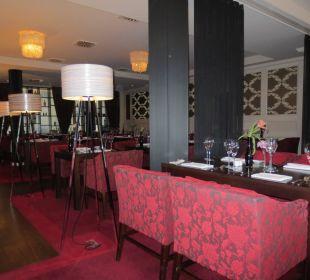 Frühstücksraum & Restaurant Weinrot Hotel Haverkamp