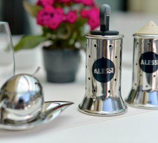 I nuovi componenti di arredo Alessi Park Hotel Imperial Centro Tao - Natural Medical Spa