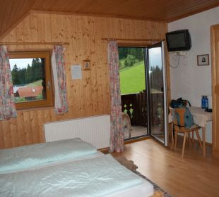 Zimmer 15 Almgasthof Baumschlagerberg