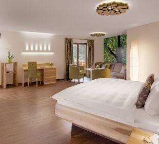 Suite Walnuss Berggasthof Hotel Fritz