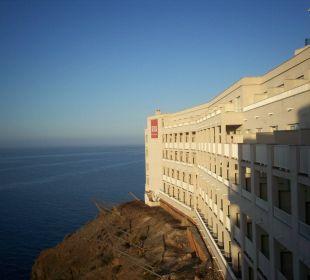 Vom Balkon ClubHotel Riu Vistamar