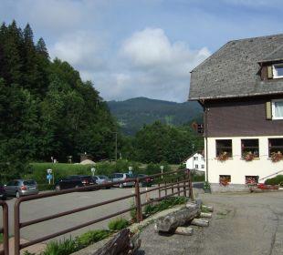 Parkplatz Hotel Waldeck