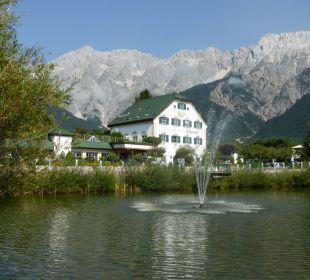 Außenansicht Alpenresort Schwarz