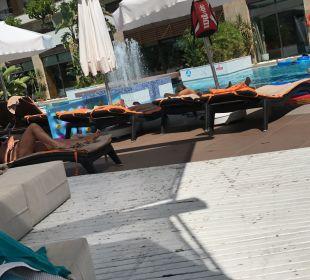 Pool TUI SENSİMAR Side Resort & Spa