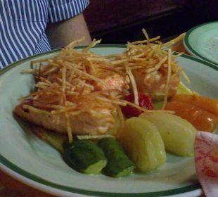 Speisen Restaurant Hotel Saturnia