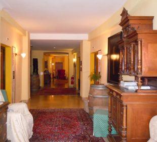 Flur Best Western Plus Hotel  Goldener Adler