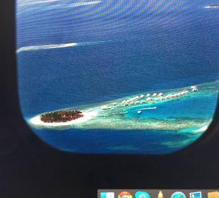 Insel von Wasserflugzeug