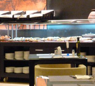 Buffet  Hotel H10 Marina Barcelona