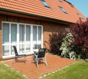 Terrasse oder Balkon Haus 1 Ferienwohnungen Hass