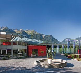 Außenansicht Val Blu Resort Spa & Sports